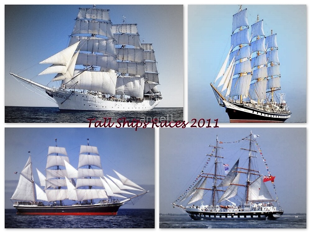 Tall Ships Races  by ©The Creative  Minds