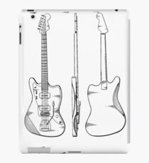 Guitar Patent iPad Case/Skin