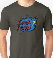 KNOCK KNOCK T SHIRT Unisex T-Shirt
