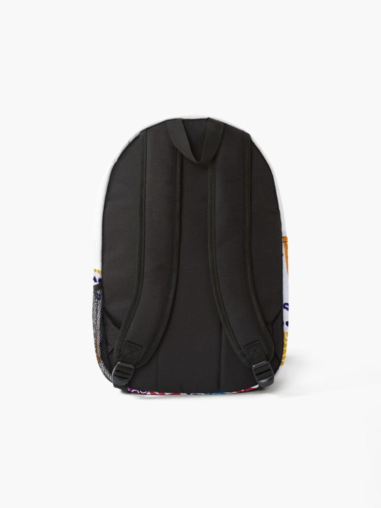 Alternate view of Sunset Sandwich (vertical) Backpack