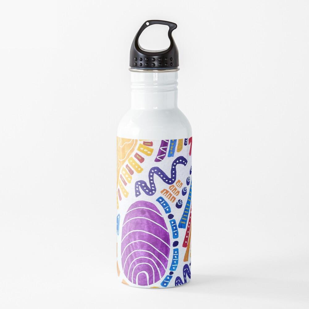 Sunset Sandwich (vertical) Water Bottle