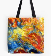 Down To The River (Pietersite) Tote Bag