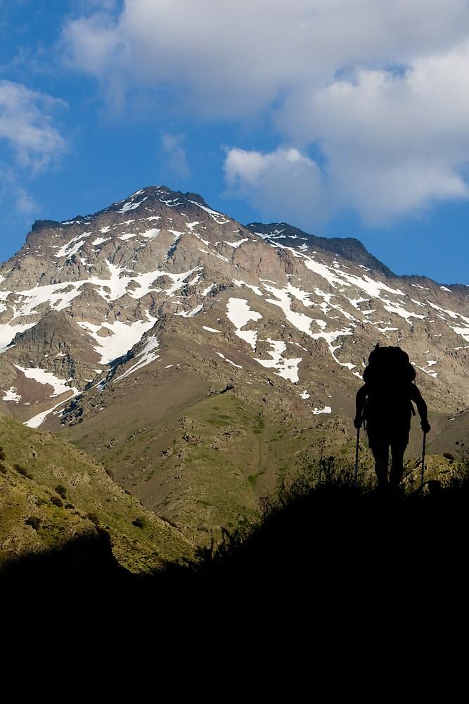 The climber by Gregorio Magno Toral Jiménez