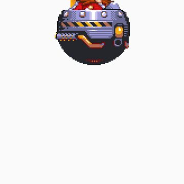 Dr Robotnik/Eggman by HappenstanceUK