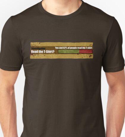 T-Shirt Choices T-Shirt