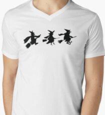 BADASS JOYRIDE T SHIRT Mens V-Neck T-Shirt