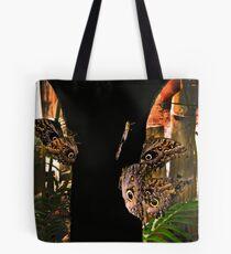 Huge Butterflies In Mindo Tote Bag