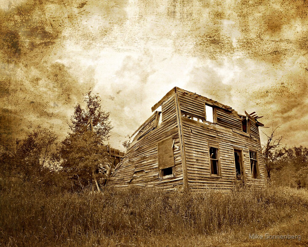 Old Home by Mike Sonnenberg