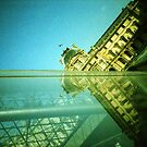 Palace and Pyramid - Lomo by chylng