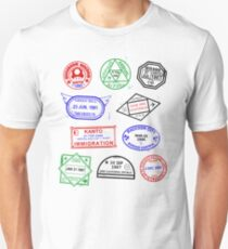 Gaming Passport T-Shirt