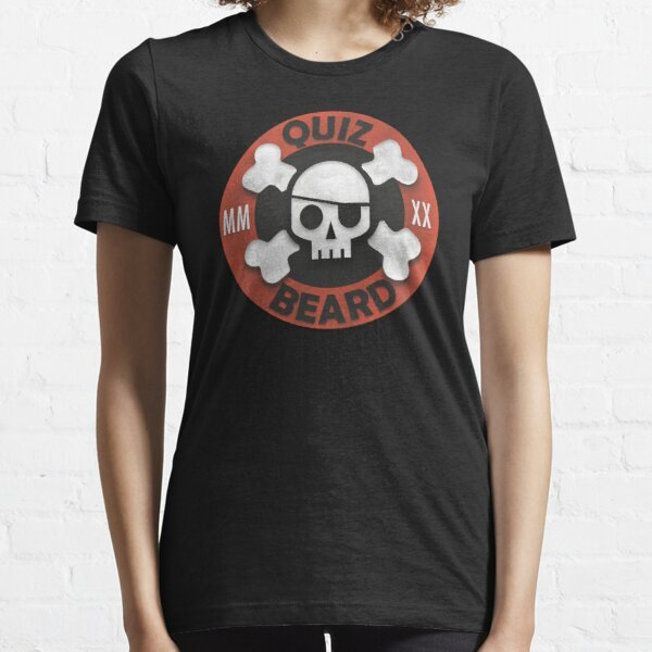 Quizbeard Red Essential T-Shirt