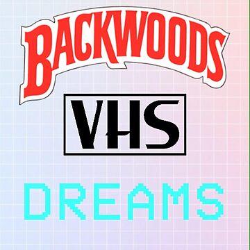 Backwoods VHS Dreams by ItsRawDog
