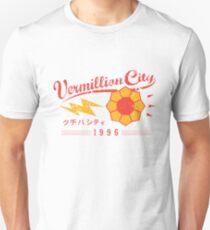 Vermillion City Gym Unisex T-Shirt