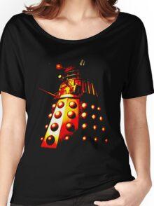 Dalek Gamma – Fire Women's Relaxed Fit T-Shirt