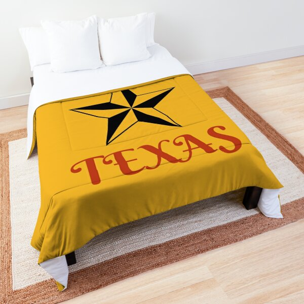 THE LONE STAR STATE TEXAS Comforter