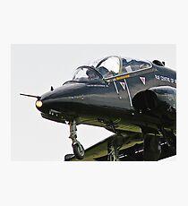 BAE Systems Hawk Cockpit Photographic Print