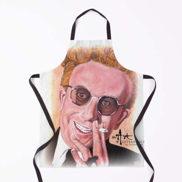 The Art of Deterrence Apron