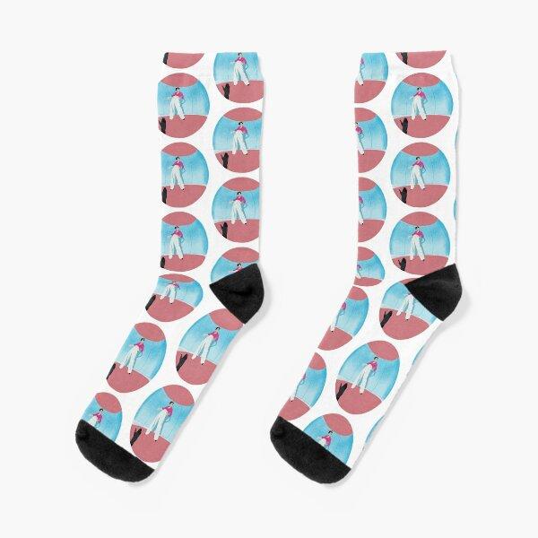 Harry Styles Fine Line Socks