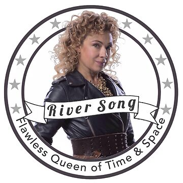 River Song logo by whimsicallymad