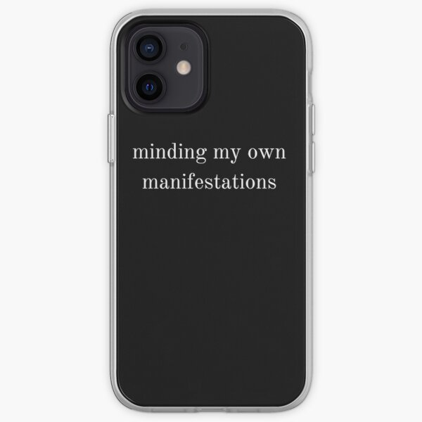 Invisible But Intentional  iPhone Soft Case