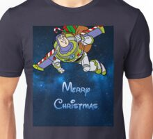 Buzz Lightyear Christmas Unisex T-Shirt