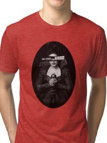 God Save the Evil Queen Tri-blend T-Shirt