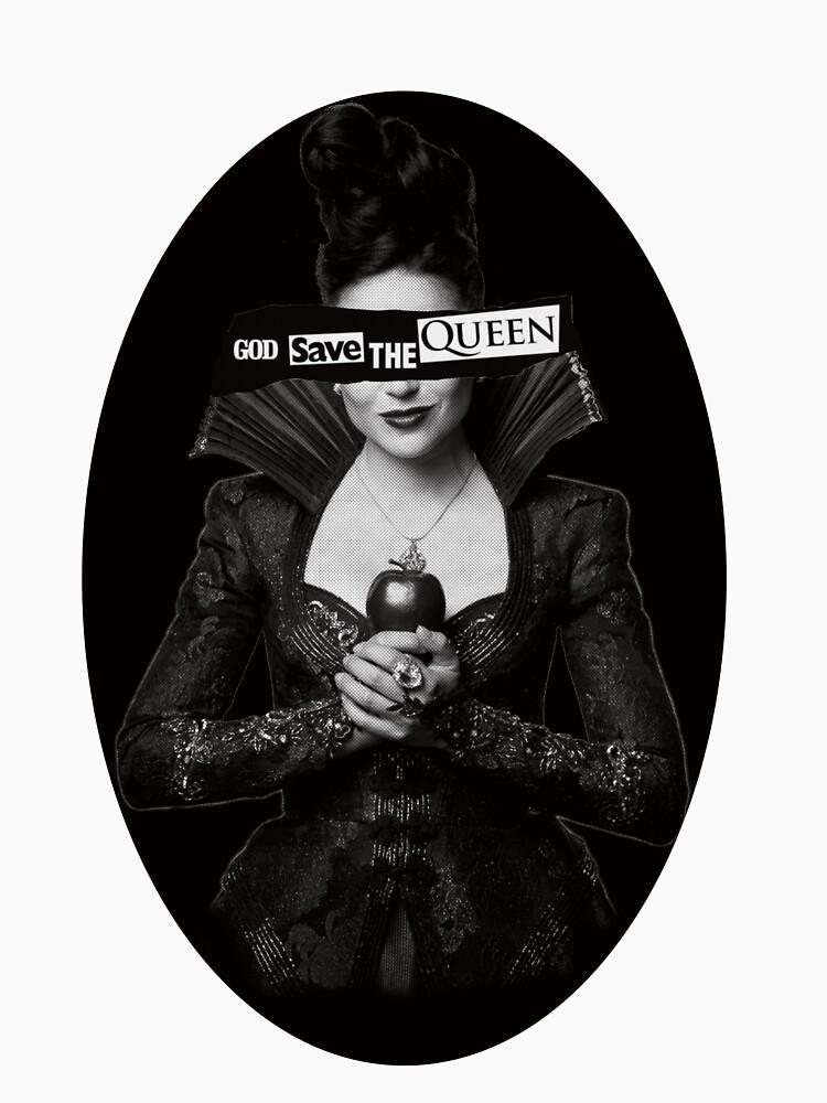 God Save the Evil Queen | Unisex T-Shirt