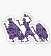 999 Happy Haunts Sticker