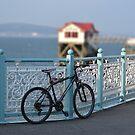Mumbles Pier, Wales by Prettyinpinks