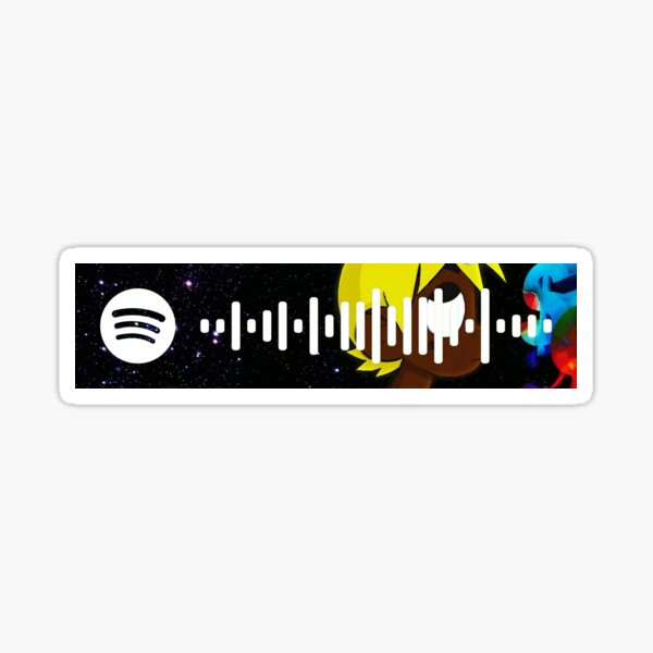 Eternal Atake (Deluxe) - Spotify Code Sticker