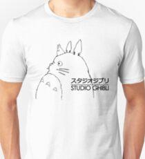 Camiseta unisex Studio Ghibli Totoro