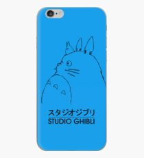 Studio Ghibli Totoro Case iPhone Case