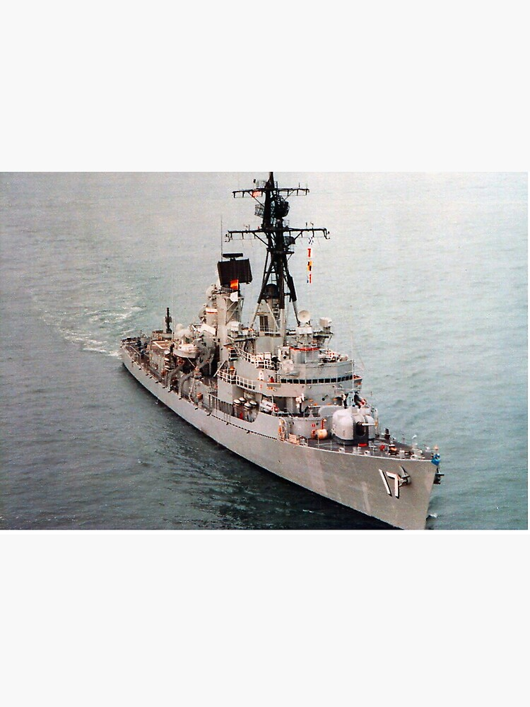 USS CONYNGHAM (DDG-17) SHIP'S STORE by militarygifts