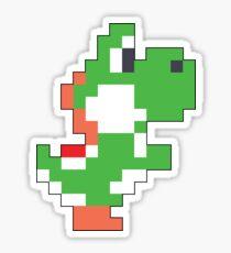 Super Mario Maker - Yoshi Costume Sprite Sticker