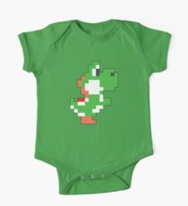 Super Mario Maker - Yoshi Costume Sprite Kids Clothes