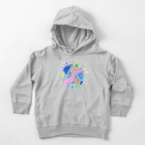 By Claire Monique Toddler Pullover Hoodie