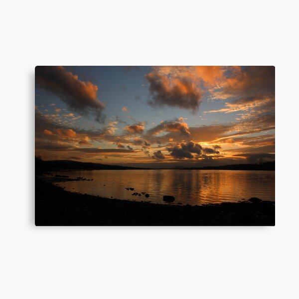 Foyle Colour Canvas Print