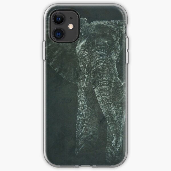 Elephant iPhone Soft Case