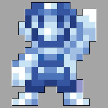 Super Mario Maker - Silver Mario Costume Sprite by NiGHTSflyer129