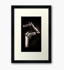 Guns Framed Print