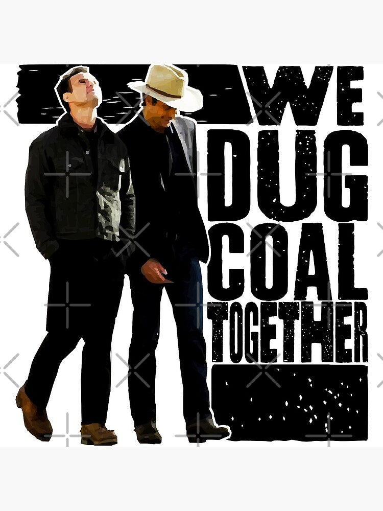 we dug coal together by aFiendishThingy
