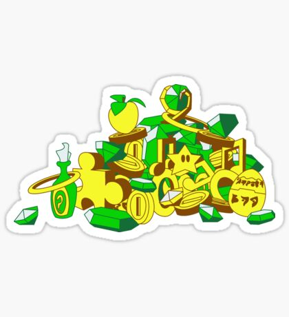 Collect Them All Sticker