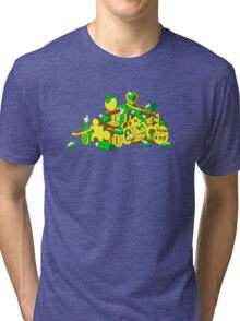 Collect Them All Tri-blend T-Shirt