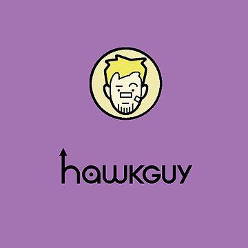 Hawkguy - Barton Variant by CZor04