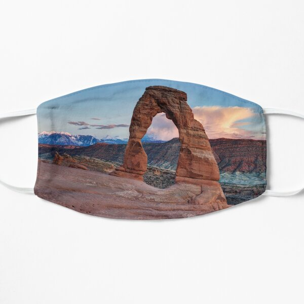 Delicate Arch Arches National Park Utah Mask