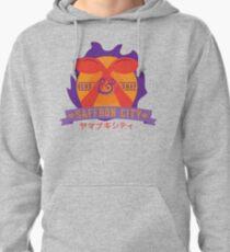 Saffron City Gym Pullover Hoodie