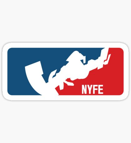 NYFE Racing Sticker