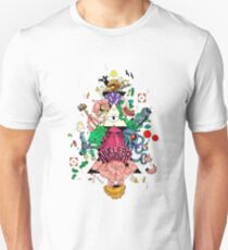 Nuclear Throne - Character Totem Pole - HIGH QUALITY Unisex T-Shirt
