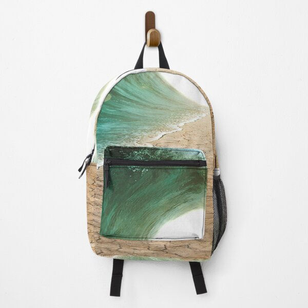 Great Waves Throughout the ages Backpack