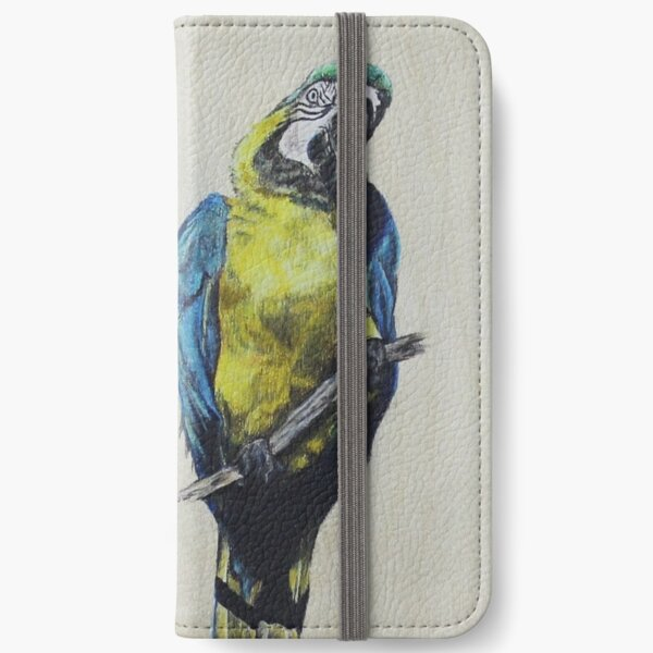 Parrot iPhone Wallet